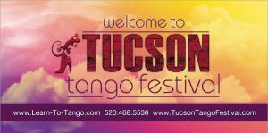 Tucson Tango Festival Banner