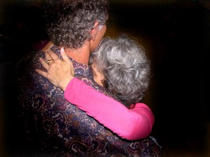 Tango Milonguero Embrace