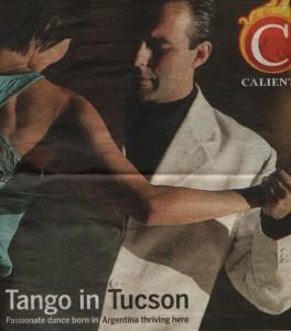 Tango in Tucson Caliente