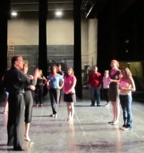 Tucson Meet Yourself Tango Class 2012