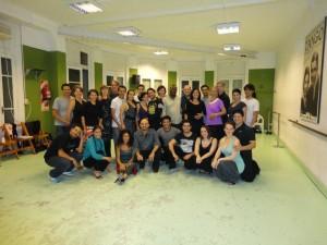 Diego Natasha Class 2012 Buenos Aires