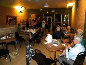 Milonga Gratis at Cafe Desta