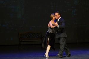 ICAN Tango Shot on Stage